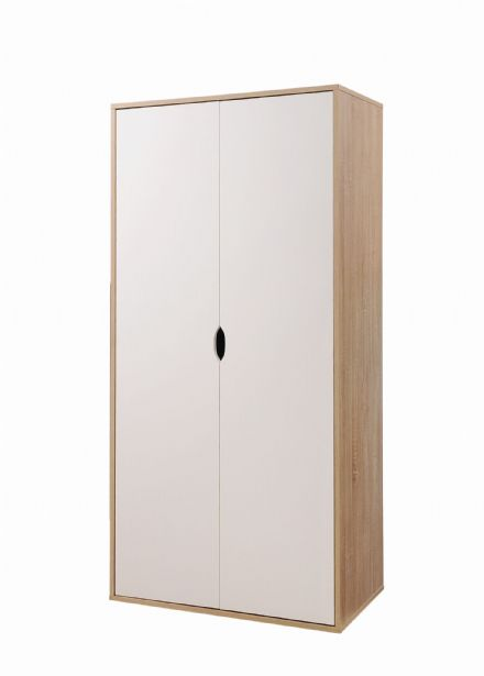 Alton 2 Door wardrobe Oak